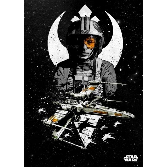Luke Skywalker Big wall Poster