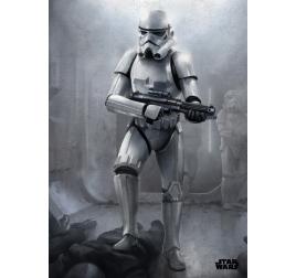Poster Star Wars Grand Stormtrooper
