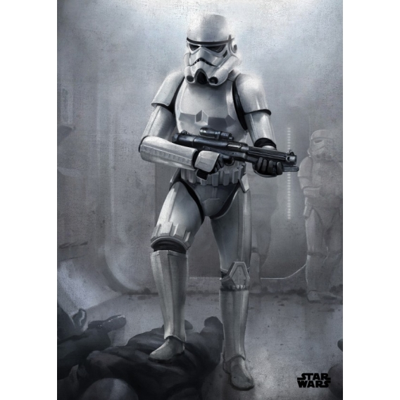 Big Stormtrooper Wall Poster