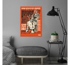 Poster Star Wars Droids