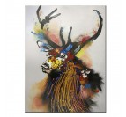Majestic Stag Original Canvas