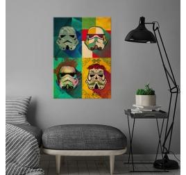 Poster Pop Art Stormtrooper