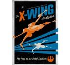 Poster Start Wars X-Wing