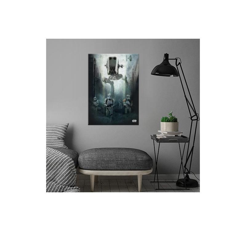 affiche murale arm e de l 39 empire artwall and co. Black Bedroom Furniture Sets. Home Design Ideas