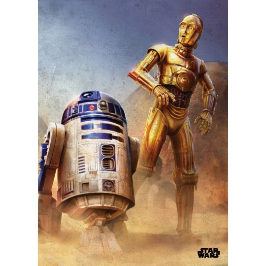 Star Wars Episode Iv Poster Artwall And Co