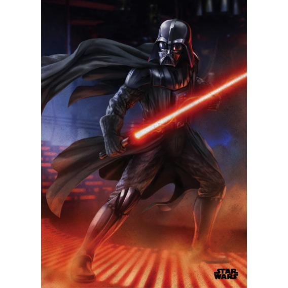 Dark Sith Metal Poster