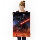 Poster Métal Dark Jedi