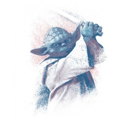 Poster Star Wars Maitre Yoda