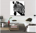 Zebra Tableau Deco