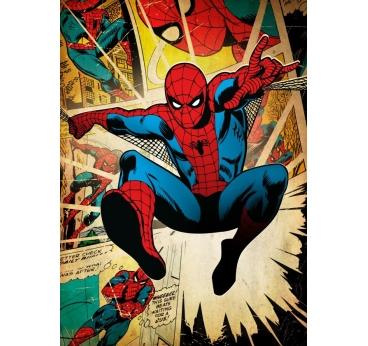 Poster Rétro Spiderman