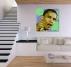 Barack Obama Modern Art Print