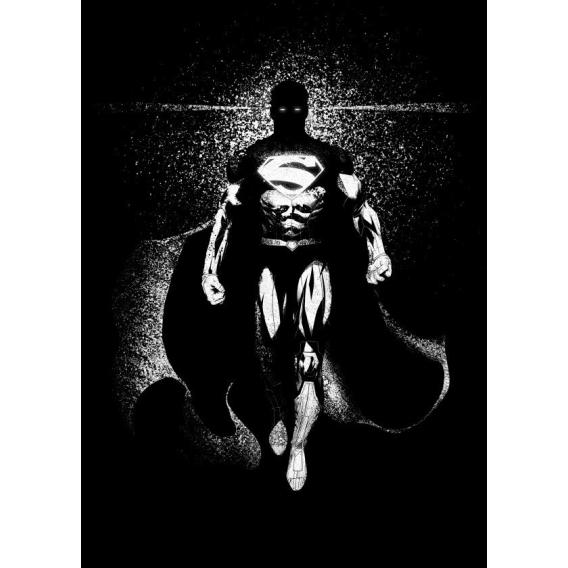 Poster Comics Dark Superman