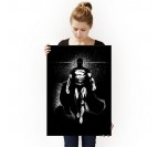 Poster Comics Dark Superman