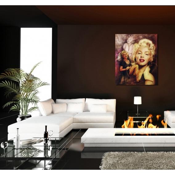 Marilyn Monroe Tableau Contemporain