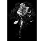 Poster Métal Dark Joker