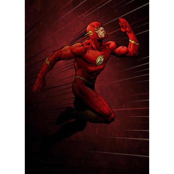 Poster Métal Flash Gordon