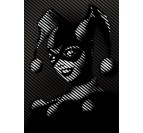 Poster Métallique Harley Quinn
