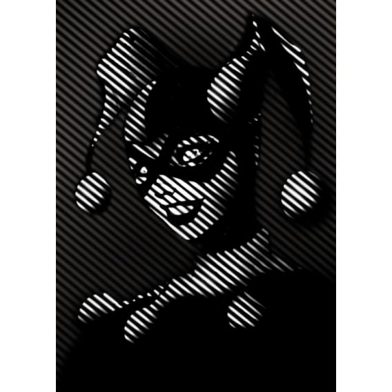 Harley Quinn Metal Poster