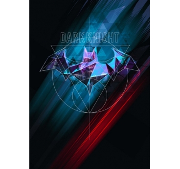 Affiche Murale Batman Dark Knight