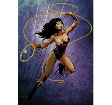 Affiche DC Comics Wonder Woman