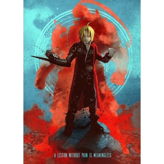 Alchemist Metal Wall Poster