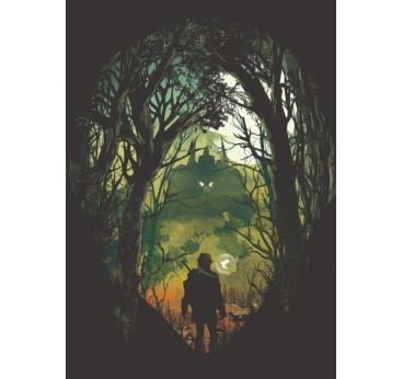 Poster Metal Zelda