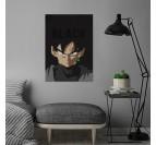 Poster Mural Black Goku
