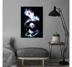Poster Collector Panda music