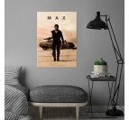 Poster Unique Mad Max Interceptor