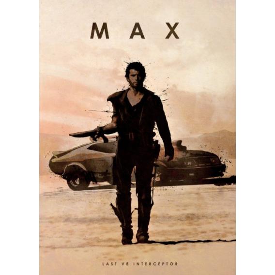 Poster Unique Max Interceptor