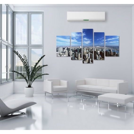 New-York City Modern art print