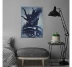 Poster Design Alien