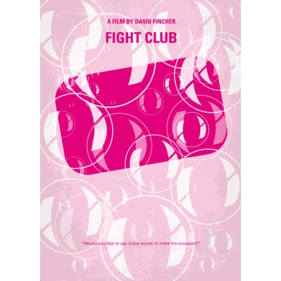 Fight Club Wall Poster