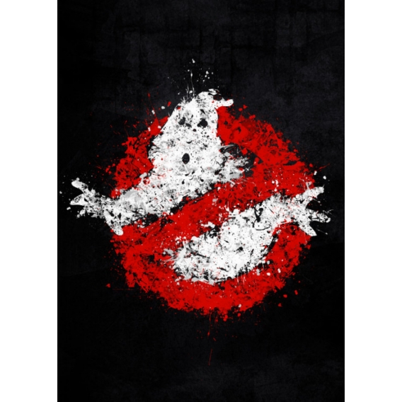 Ghost Busters Movie Poster