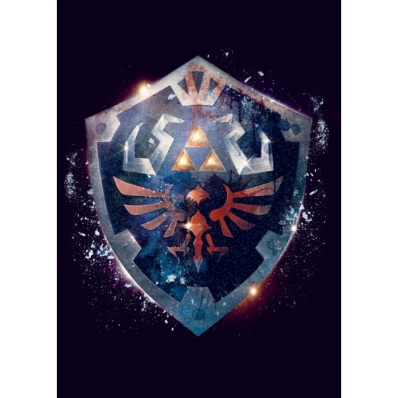 Metal Poster Shield Link