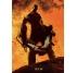 Poster Metallique God of War