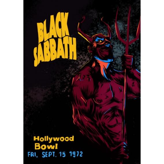 Poster Original Black Sabbath
