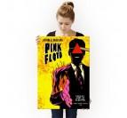 Poster Métal Pink Floyd