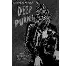 Poster Mural Deep Purple