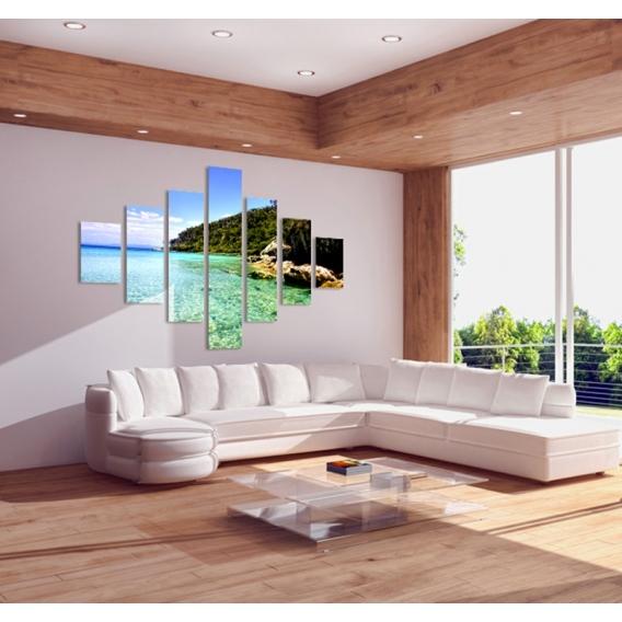 Dreamland Landscape Art Print
