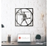 Vitruvian Rocker Metal Wall Decoration