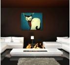 Kitty Tableau Deco