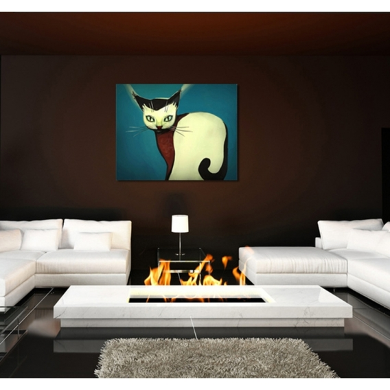 Kitty Decorative Art Print