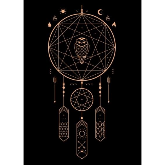 Metallic Poster Dreamcatcher