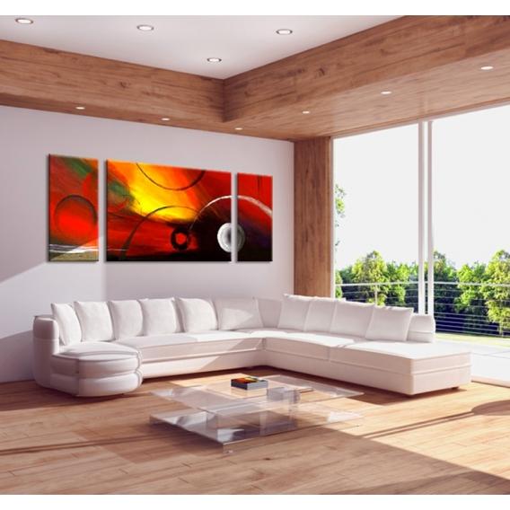 Galaxy Peinture Abstraite