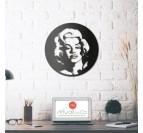 Décoration Métal Marilyn Monroe