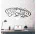 Milky Way Metal Wall Decoration