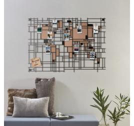 Vente tableau design peinture abstraite tableau deco for Decoration murale hoagard
