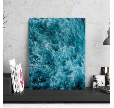 Photo d'Art Aluminium Ocean