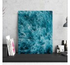 Ocean Art Photo Aluminium